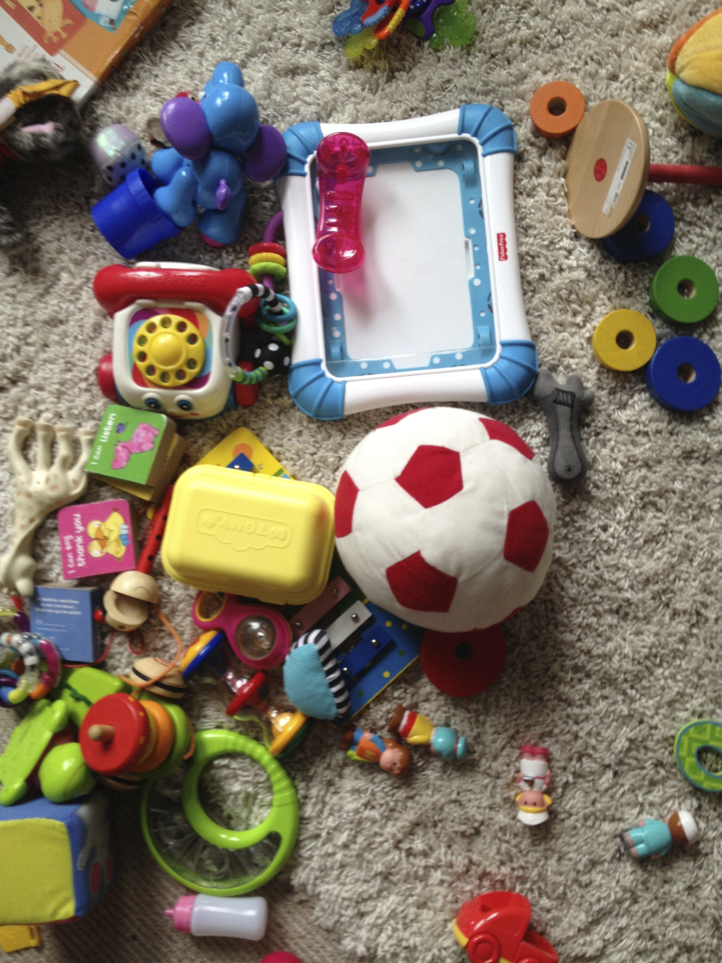 Toys for a one year old that last the distance New Mumblings