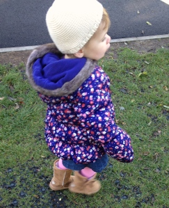 M&S Toddler Winter Coat