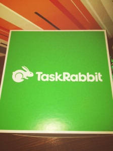 Task Rabbit box