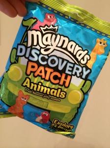 Maynards Discovery Patch packet