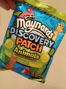 Maynards Discovery Patch packet