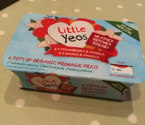 Little Yeos Fromage Frais