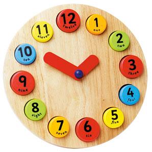Child's clock