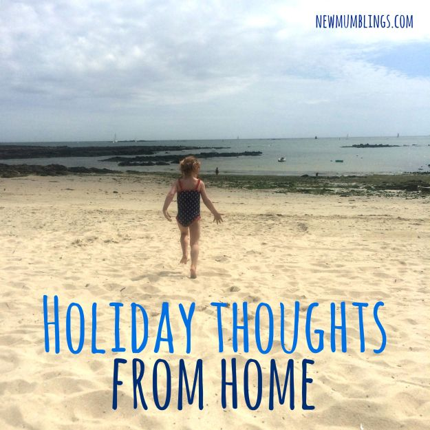 Holiday thoughts